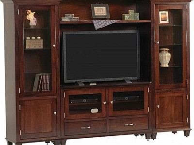 Bourten Bridge Wall Unit