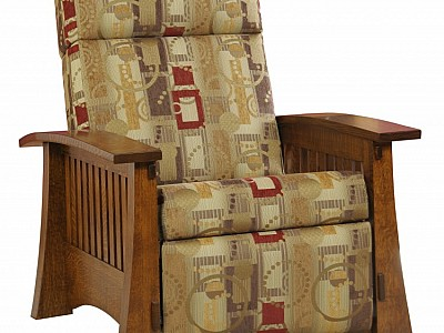 Crafsman Mission Recliner