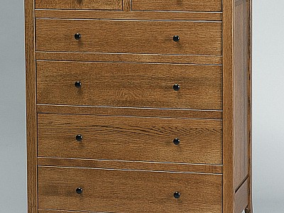 Bunker Hill 6 Drawer Chest