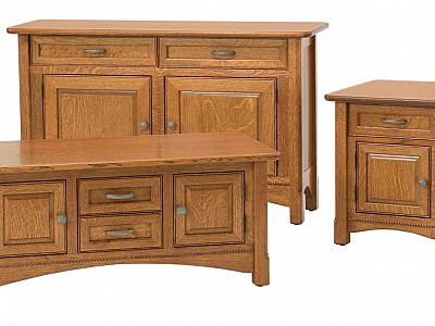 Westlake Cabinet Occasional Tables