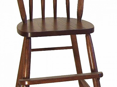 Bow Youth Chair With Footrest