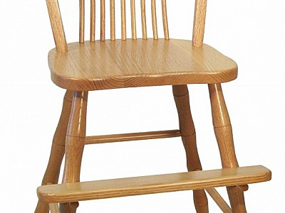 Sheafback Youth Chair With Footrest